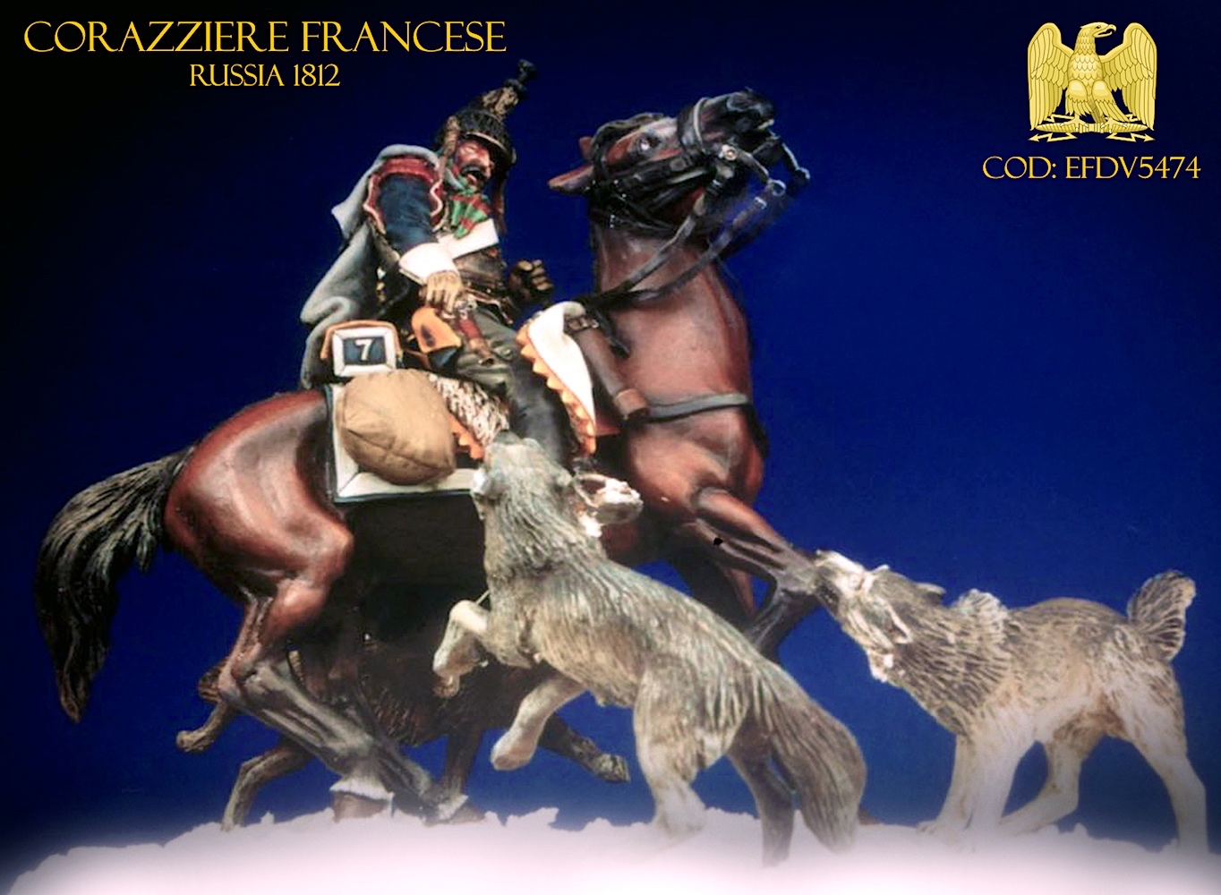Corazziere Francese 1812