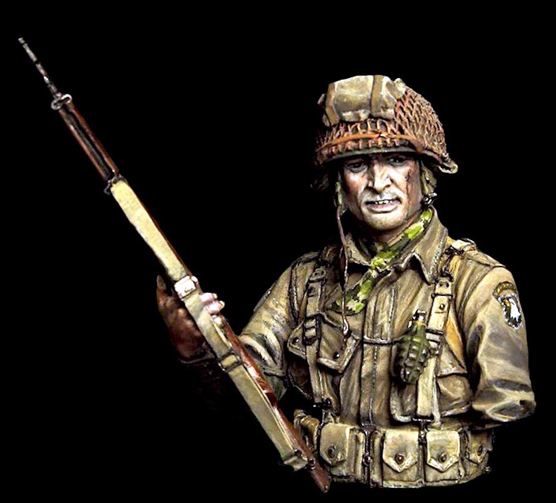 Para' 101a Airborne USA - Normandia 1944